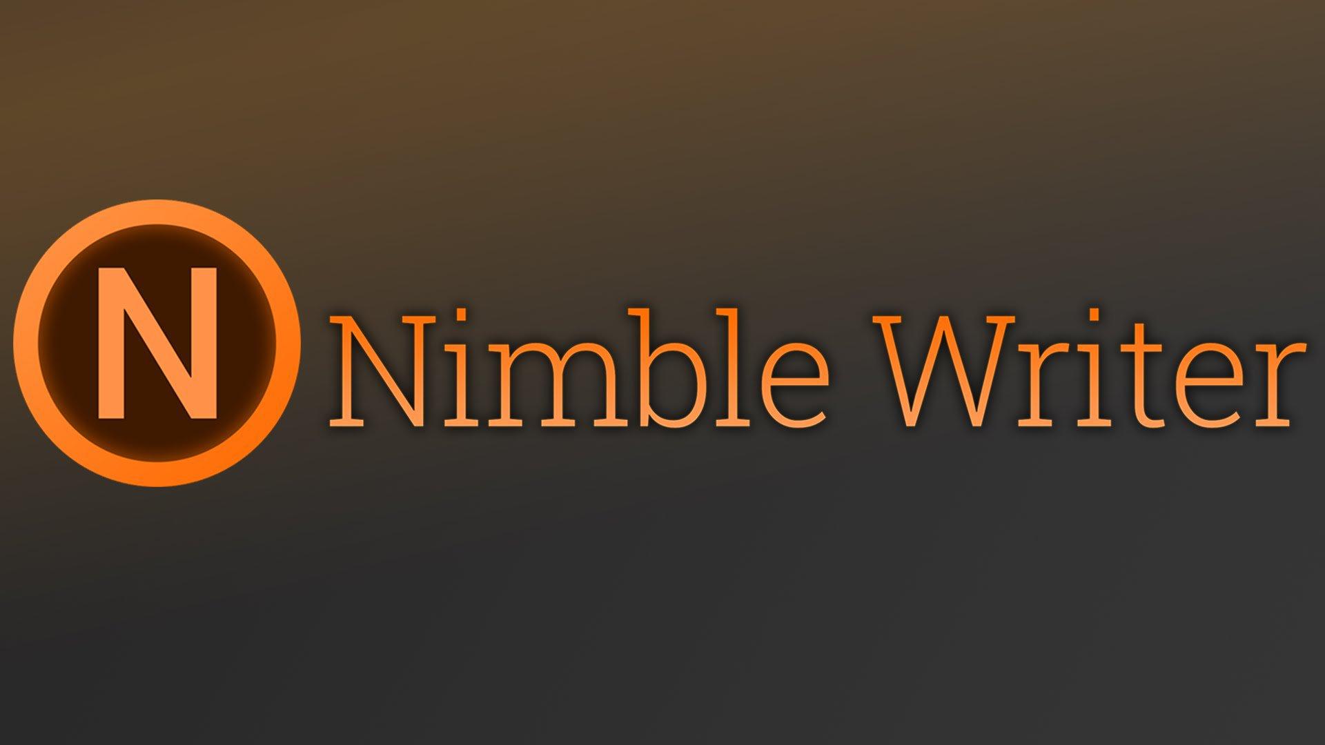 nimblewriter