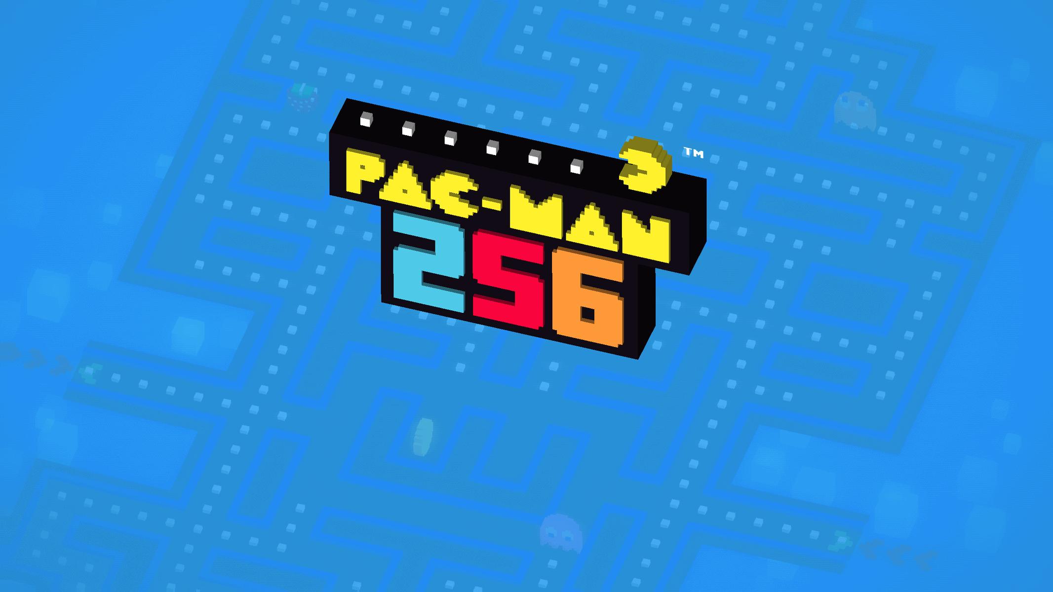 Pacman256logo